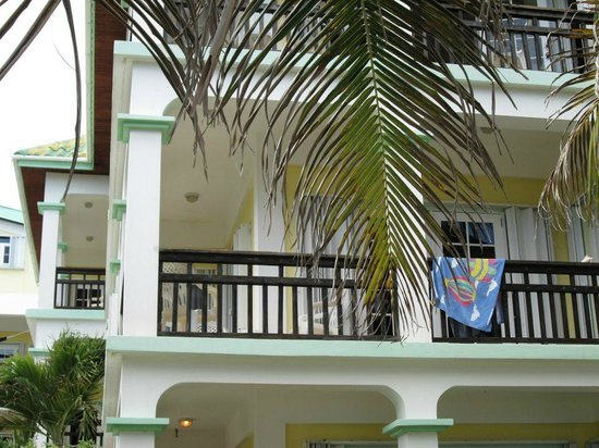 Oasis del Caribe: Balcony