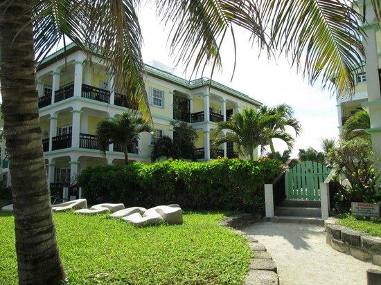 Oasis del Caribe: Hotel