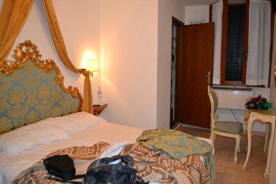 Hotel Al Vagon: Room