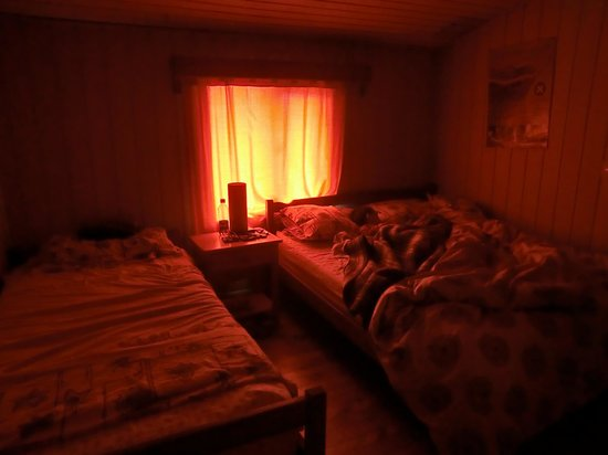 Hostal Casa Satya: nuestra habitacion
