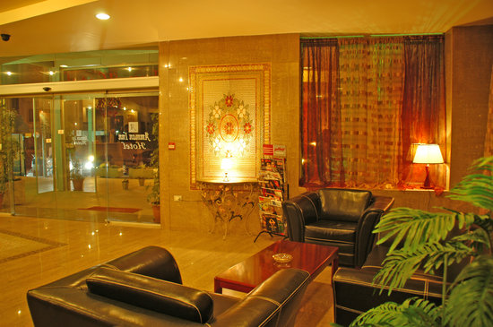 Amman Inn Hotel: sameer kattan
