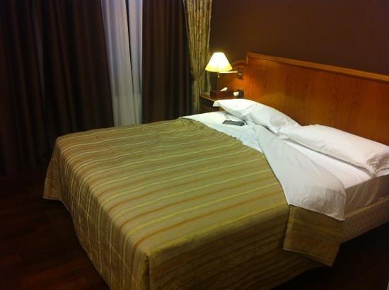 Arena Hotel: camera matrimoniale