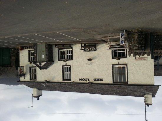 The Red Lion Inn Lowick Bridge