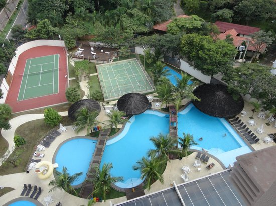 Elevador picture of best western suites le jardin caldas for Best western jardin