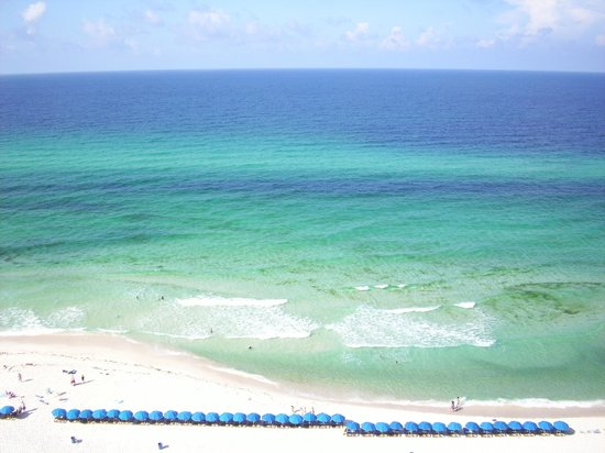 Ocean Villa Condos: Our view