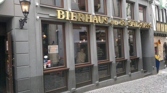 Bierhaus en d'r Salzgass: Altstadt