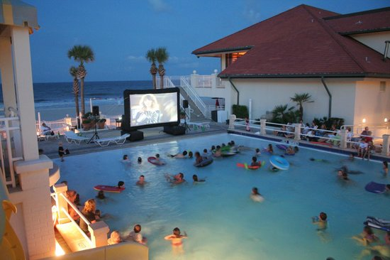 Ponte Vedra Inn Club Dive In Movie