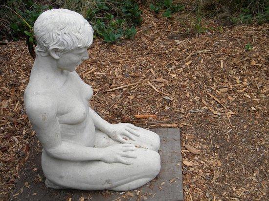 Mendocino Coast Botanical Gardens: Arte