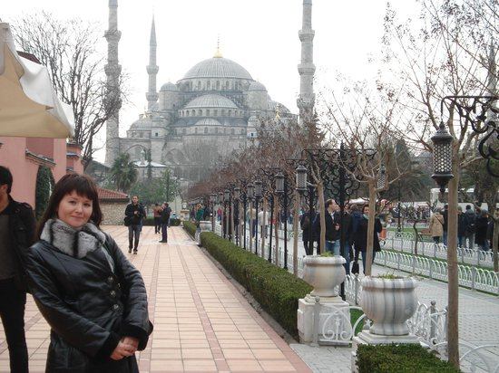 Sultanahmet Cesme Hotel: The Blue Mosque