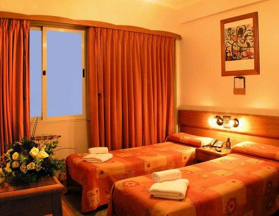 Gran Hotel Atlantic: Doble Twin Standard