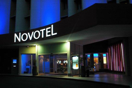 Novotel Dakar: Entree hotel