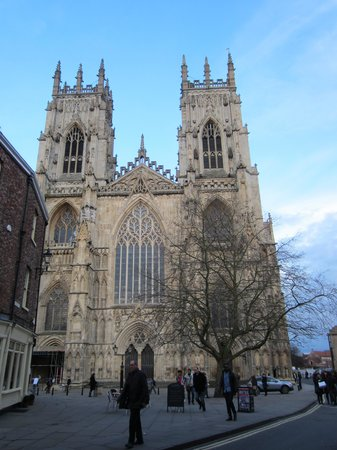 York House: The Magnificent Minster