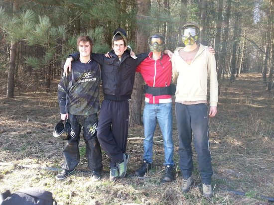 Top Dog Paintball Ltd: The 'Fearless' clan