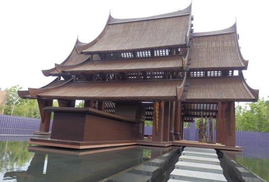 Phulay Bay, a Ritz-Carlton Reserve: welcome pavillion