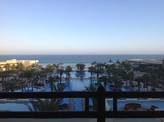 The Grand Mayan Los Cabos: room with a view