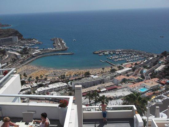 Hotel Riosol: panorama