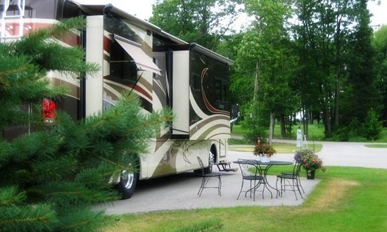 Thunder Bay Resort: RV Park