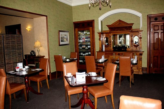 Applegarth Villa and Restaurant: Dining Room