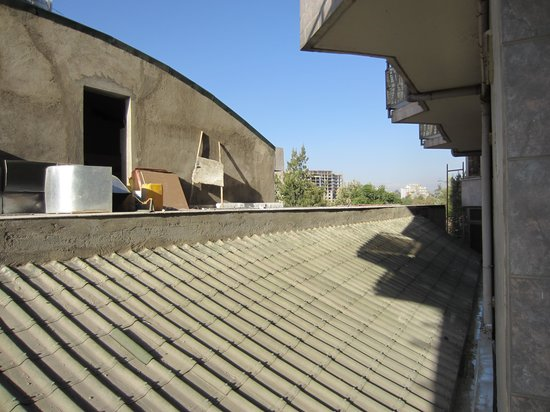 Hotel de Leopol International: View