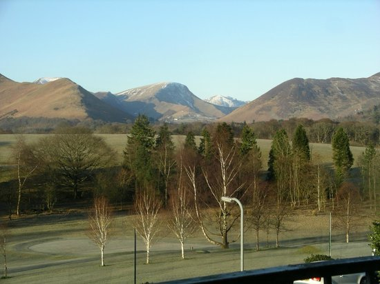 Brundholme Bed and Breakfast: View from our bedroom