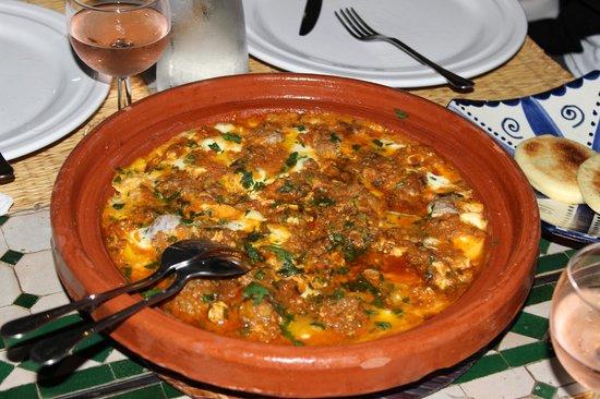Riad Abaca Badra: Un bon petit plat !