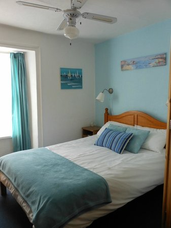 Cliff House Bed & Breakfast: Double Ensuite