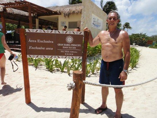 Luxury Bahia Principe Sian Ka'an Don Pablo Collection: Playa