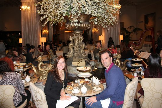 The Drake Hotel Holiday Tea Review