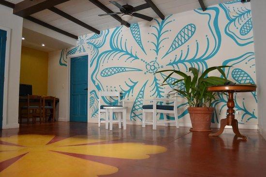 Hotel Isla De Flores Parte Del Lobby