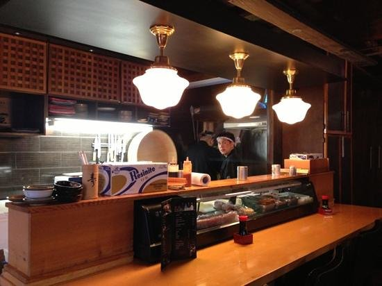 Opa Sushi : sushi bar