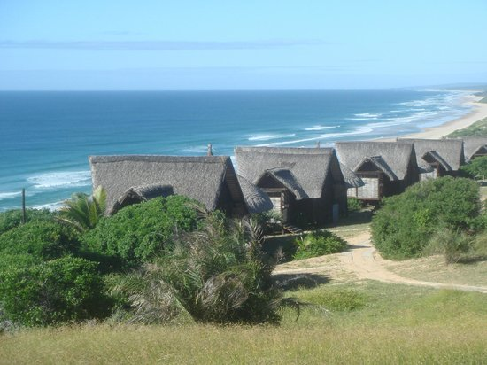 Massinga Beach Lodge: Mais zen que isto é impossível...