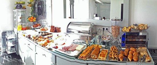 Teatro Bed & Breakfast: Breakfast delicacies