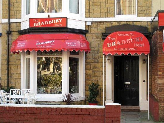 Bradbury Hotel: Home from home