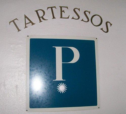 Hostal Tartessos : ingresso hostal