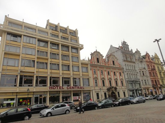 Hotel Central: Отель Централ