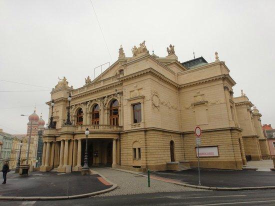 Hotel Central: Театр оперы и балета