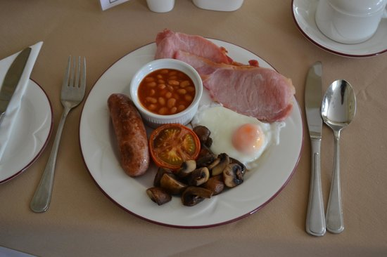 Blakeney House: Delicious Yorkshire Breakfast