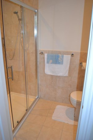 Blakeney House: En-suite shower room