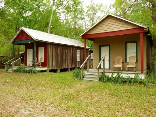 The cajun village cottages updated 2017 cottage reviews for Cajun cottages