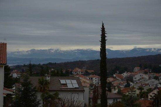 Villa Flora: View of mountains