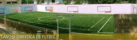 Parque del Sol: Cancha Futbol 6 vs 6