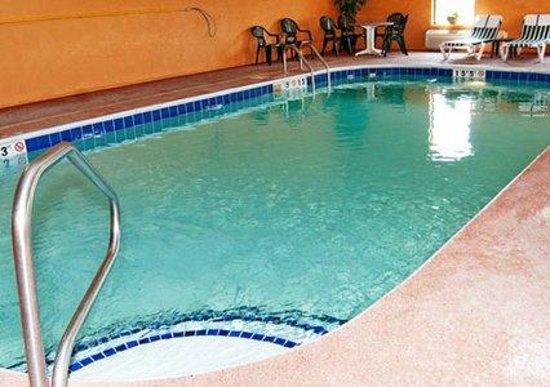 Comfort Inn & Suites Eastgate: Indoor pool