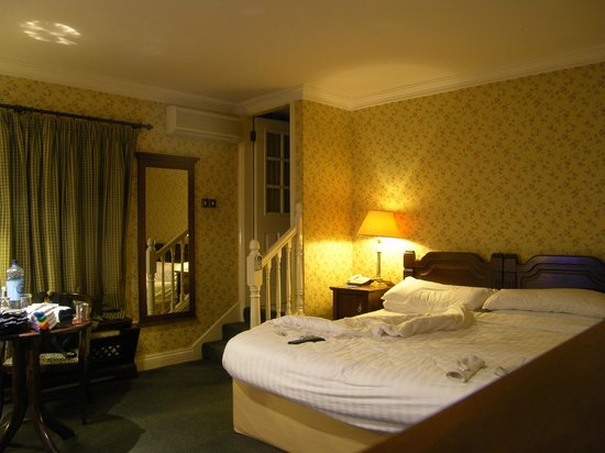 Castle Hotel and Leisure Centre: room 131