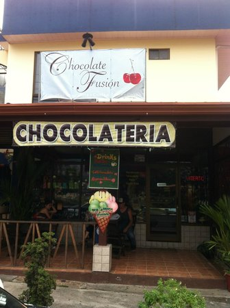 Chocolate Fusion Chocolateria