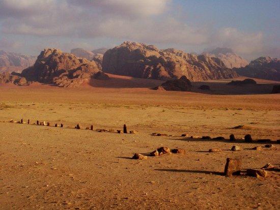Wadi Rum TEam - Tour