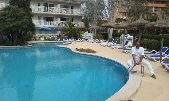 Aparthotel Orquidea Playa: piscina