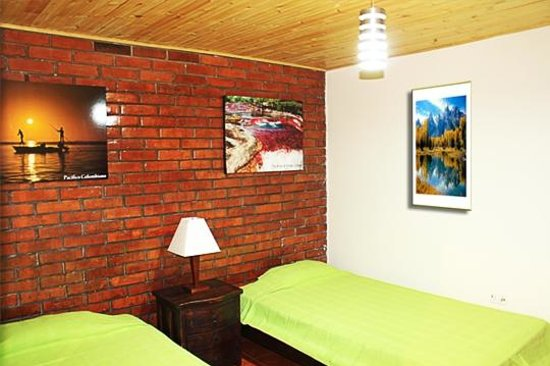 Los Andes Hostel: Standar-Twin-Private-Shared-Bathroom