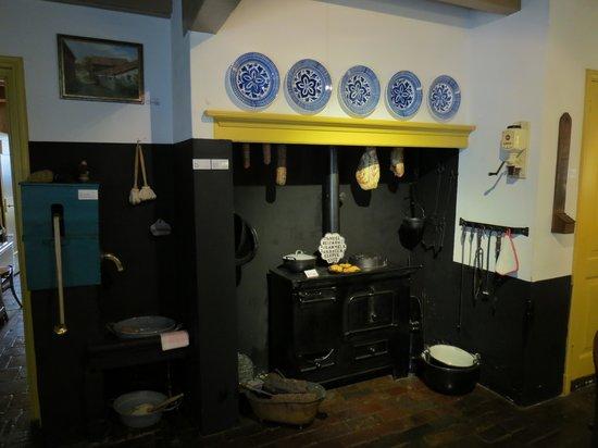 Museum Noordwijk : interieur