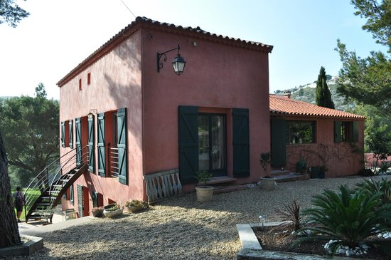 La Garrigue: guest house