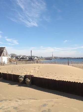Provincetown Inn Resort & Conference Center: Beach